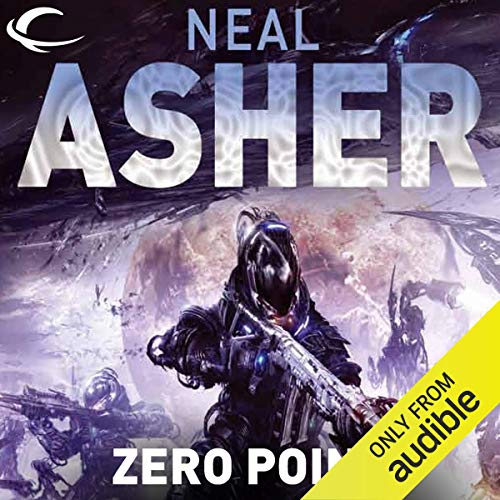 Zero Point Audiobook By Neal Asher cover art