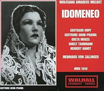 Mozart: Idomeneo, K. 366