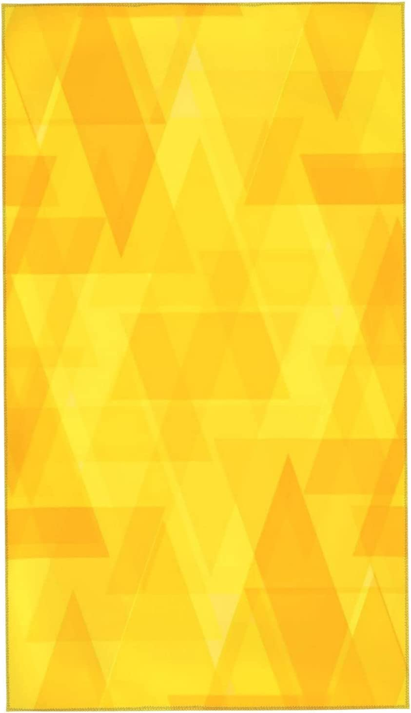 MIGAGA Set of 2 Hand Sale special price Towels Towel Geometry Golden Face Physics S Great interest