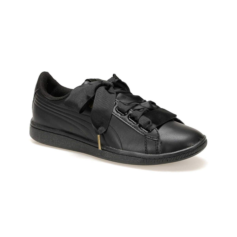 [プーマ] VIKKY RIBBON SL 366088-01 SIZE:22.5cm COLOR Black Black