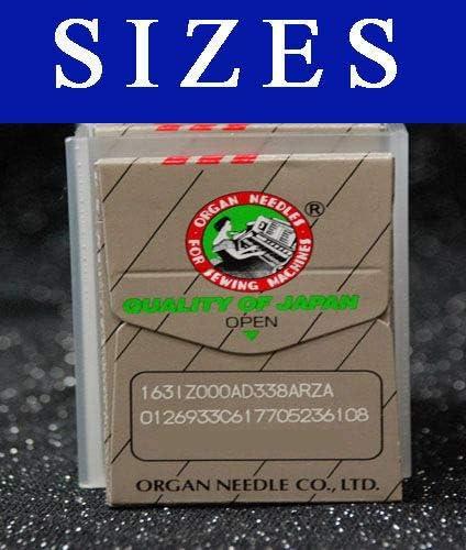 SCHMETZ 332LL 29X4TW DLX4 140//22 SINGER 29K29U INDUSTRIAL SEWING MACHINE NEEDLE