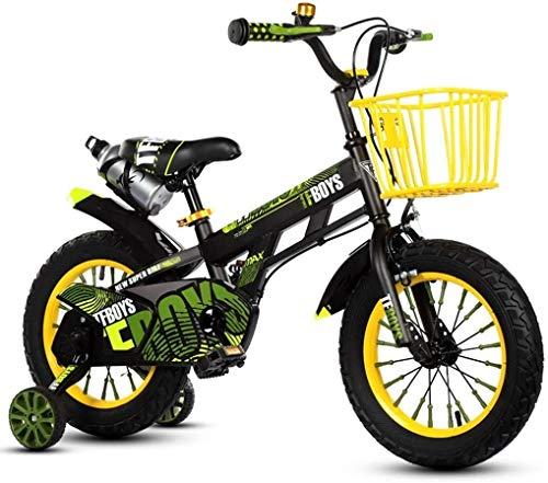 Xiaoyue Fahrräder Jungen-Mädchen-Fahrrad-Frühling Reise Fahrrad-Kind-Sommer Mountainbike 3~12 Jahre alt Kinder Pedal Tricycle 12 Zoll / 14 Zoll / 16 Zoll / 18 Zoll / (Farbe: Rot, Größe: 18inch) lalay