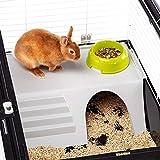Zoom IMG-2 ferplast gabbia grande per conigli
