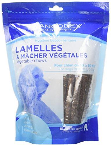 Francodex Lamelles à Mâcher Végétales M