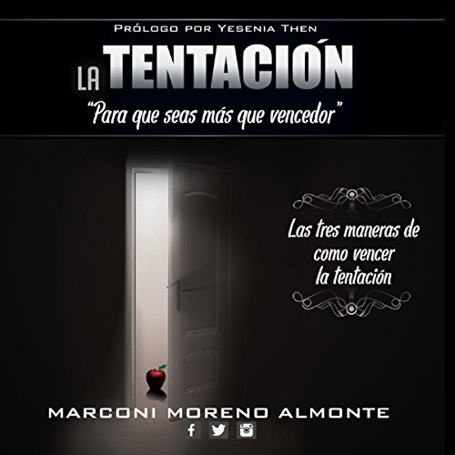 La Tentacion: Para Que Seas Mas Que Vencedor (Temptation: For You to Be More Than a Conqeror) audiobook cover art