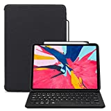 GRIPP® Bluetooth Keyboard Case for iPad Pro 9.7 inch (2018) Function with Auto
