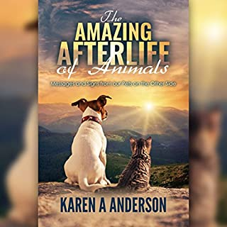 The Amazing Afterlife of Animals cover art