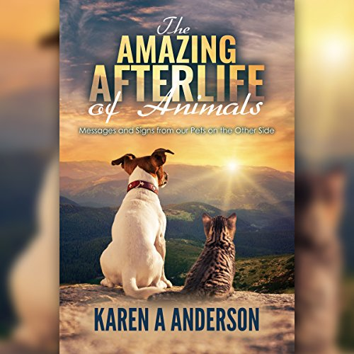 The Amazing Afterlife of Animals audiobook cover art
