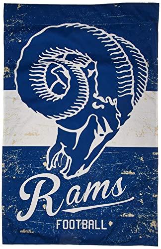 Team Sports America 13L3828VINT LA Rams Vintage Linen