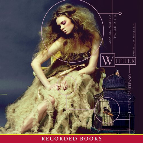 Wither audiobook cover art