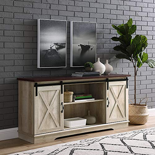 Rustic Oak Tv - 8