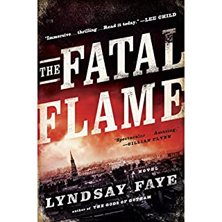 The Fatal Flame cover art