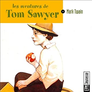 Couverture de Les aventures de Tom Sawyer
