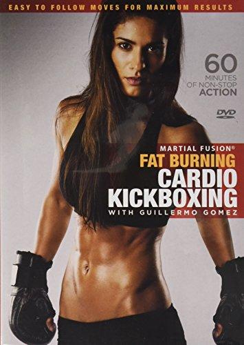 Fat Burning Cardio Kickboxing 60-Minute...