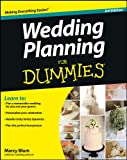How to select the best wedding planning books wedding planning for dummies by marcy blum and laura f kaiser junglespirit Images