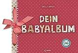 Dein Babyalbum (Mädchen - rosa): Eintragbuch, Erinnerungsbuch, Geschenkbuch zur Geburt
