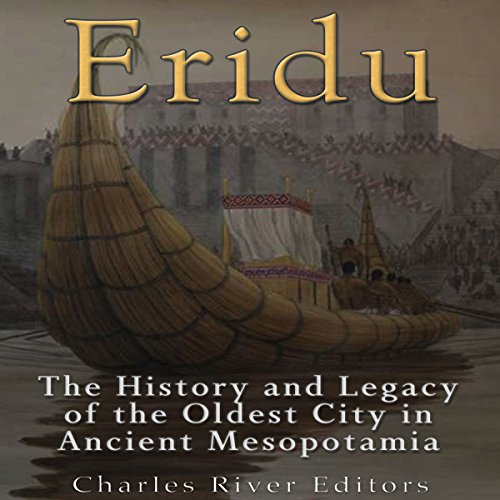 Eridu audiobook cover art