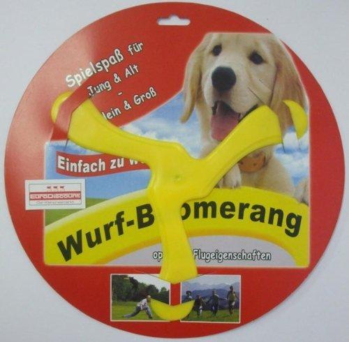 Wurf-Boomerang Hundespielzeug Hundezubehör Bumerang für Hunde