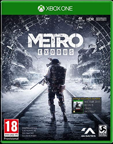 Metro: Exodus - Day One Edition