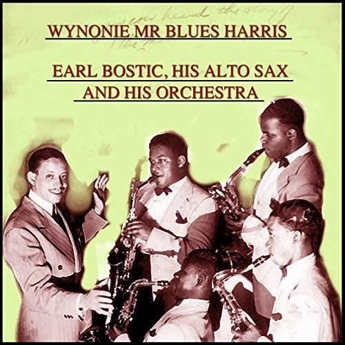 Earl Bostic, Earl Bostic and His Orchestra, Little Esther, Slim Gaillard and His Boogiereeners, Slim Gaillard and Orchestra, The Dominoes, Tiny Bradshaw, Wynonie Harris, Wynonie Harris and His All Stars, Wynonie Harris with Lucky Millinder and His Orchestra
