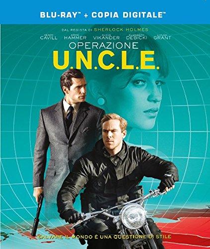 Operazione U.N.C.L.E. [Italia] [Blu-ray]