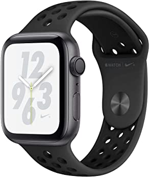 Apple Watch Nike+ Series 4 Smart Watch with Heart Rate Monitor
