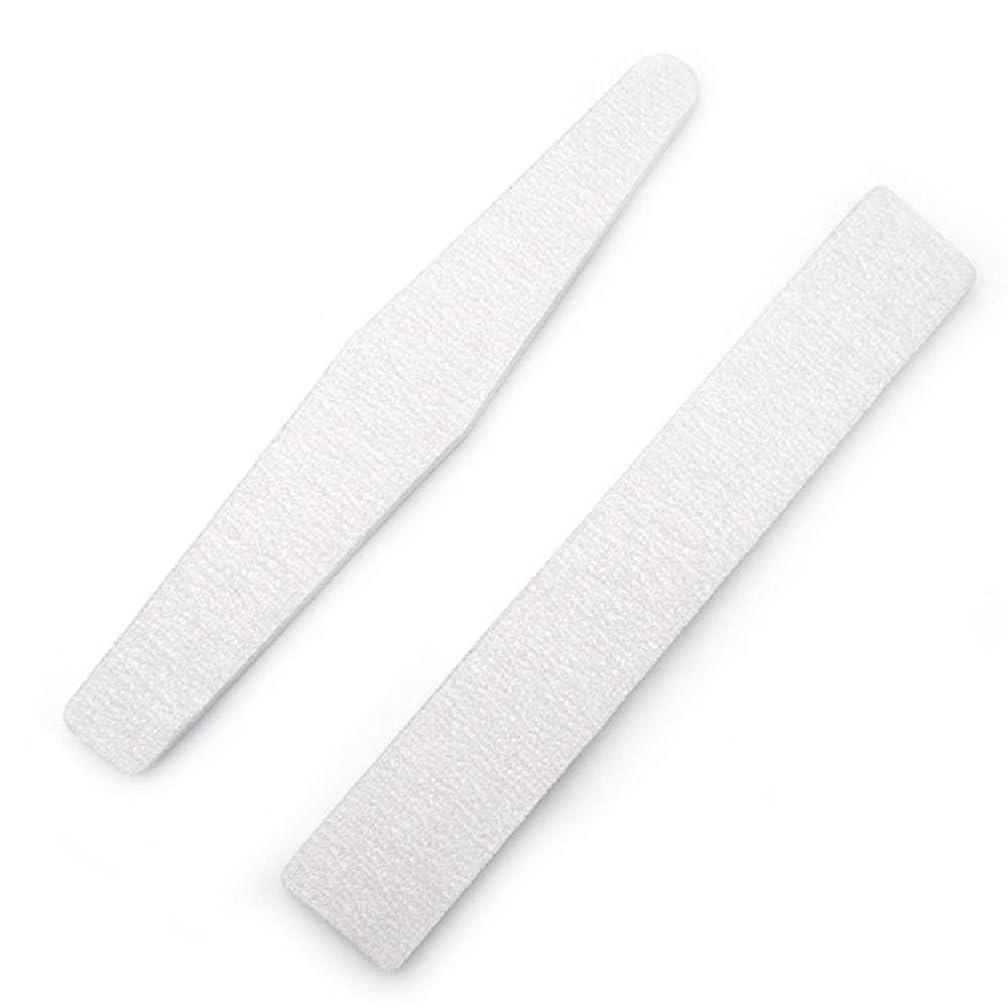 勧めるこする解明するジェルネイルファイル 爪磨き 爪やすり ネイルポリッシュファイル 高品質ネイルやすり スポンジファイル ネイルをつやつやに シンプルで使いやすい 男女兼用 新年の贈り物 両面使える ネイルポリッシュファイル(2枚セット) (1set)