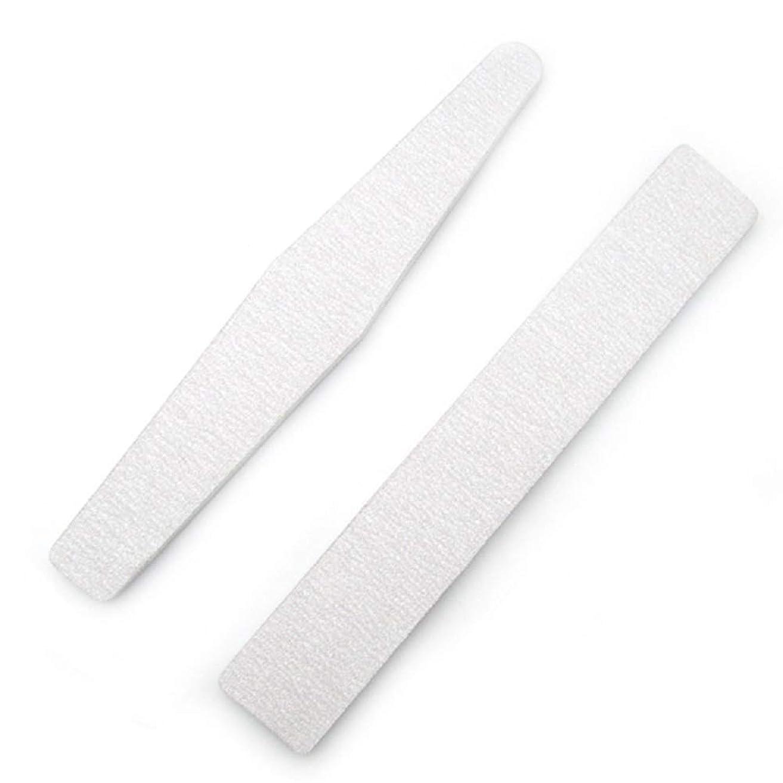 歪める導入する惨めなジェルネイルファイル 爪磨き 爪やすり ネイルポリッシュファイル 高品質ネイルやすり スポンジファイル ネイルをつやつやに シンプルで使いやすい 男女兼用 新年の贈り物 両面使える ネイルポリッシュファイル(2枚セット) (1set)