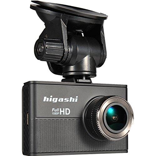 ヒガシ(HIGASHI) ドライブレコーダー 200万画素 フルHD SONYセンサー 広角170°