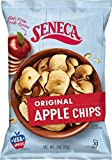 Seneca Original Apple Chips | Made from Fresh 100% Red Delicious Apples | Yakima Valley Orchards | Seasonally Picked | Crisped Apple Perfection | Foil-Lined Freshness Bag | 0.7 ounce (Pack of 24)