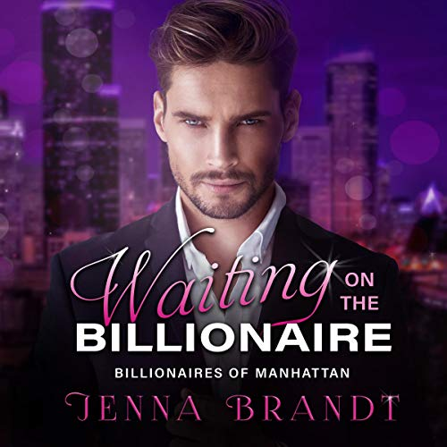Waiting on the Billionaire audiobook cover art