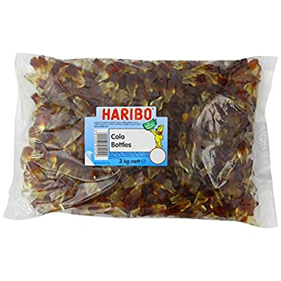 haribo cola bottles bulk bag 3 kg Haribo Cola Bottles Bulk Bag 3 Kg 51BgmXle58L