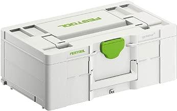 Festool 500066 Cajas de aplicaci/ón Box 60x60x71//6 SYS-SB
