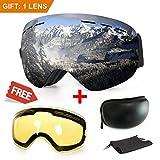 Carrera Ski Goggles