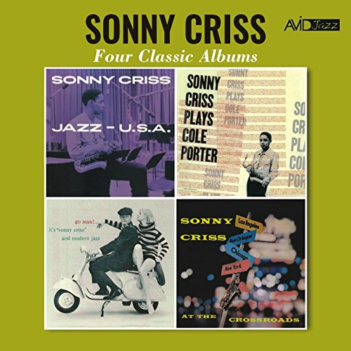 Four Classic Albums (Jazz USA / Plays Cole Porter / Go Man! / At the Crossroads) [Remastered]