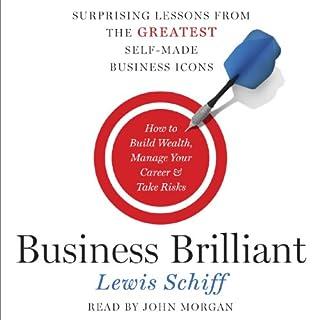 Business Brilliant audiobook cover art