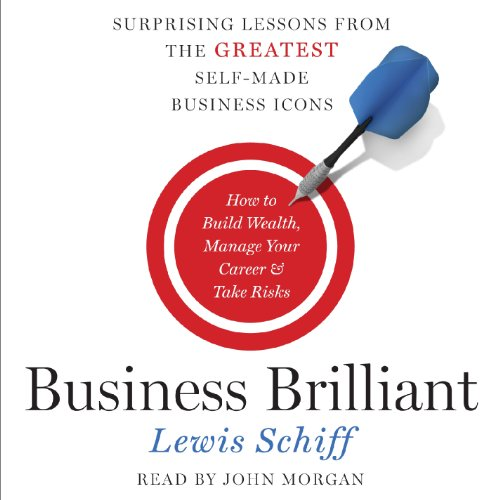 Business Brilliant  cover art