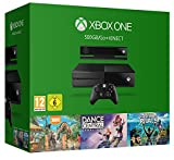 Xbox One With Kinect With Kinect Sports Rivals, Zoo Tycoon And Dance Central [Importación Inglesa]