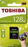 Toshiba 128GB N203 SDXC UHS-I Card U1 Class 10 SD Card Memory Card
