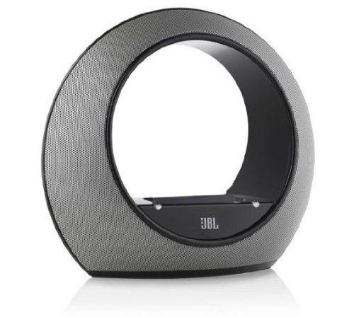 JBL Radial micro Dockingstation mit Fernbedienung für iPod anthrazit
