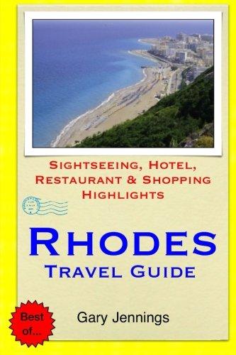 Rhodes Travel Guide: Sightseeing, Hotel, Restaurant & Shopping Highlights