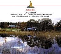 Nielsen: Symphonies Nos.1 & 6, Andante Tranquillo