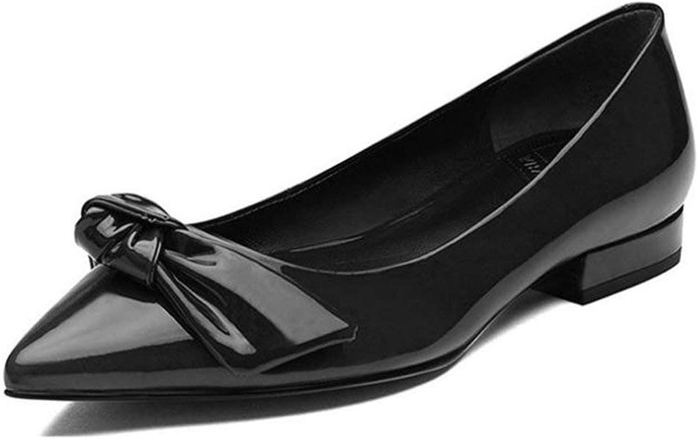 HhGold Einer einzigen Schuh (Farbe   Schwarz, Größe   39)    Modern Und Elegant
