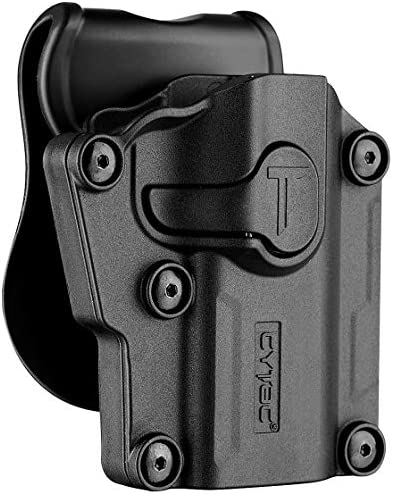 Polymer Universal OWB Holster for Berreta APX CZ 75 Ruger Security9 Compact Full Size Pistol product image