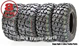 et of 4 Premium FREE COUNTRY ATV/UTV Tires 25x8-12 Front &...