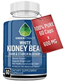 Carb Blocker - 60 X 600 MG of White Kidney Bean Extract - Starch and Complex Carb Blocker - Men and Women