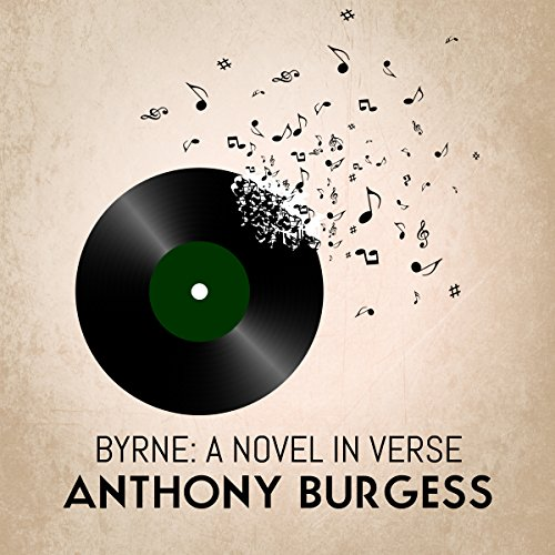 Byrne: A Novel in Verse cover art