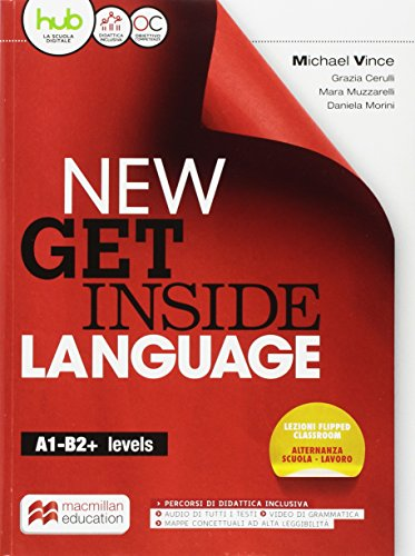 GCOM New Get Inside Language Italy Mondadori Student's Book + ME-Book + MPO Pack