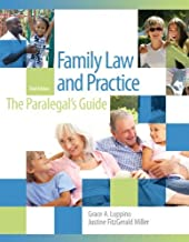 By Grace A. Luppino Family Law and Practice: The Paralegal's Guide Plus NEW MyLegalStudiesLab and Virtual Law Office Exp (3rd Edition) [Paperback]