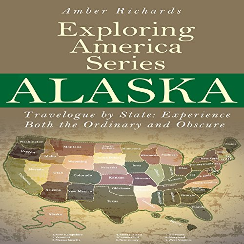 Alaska audiobook cover art